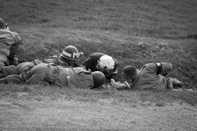 Normandie Memory - Photo : Fabien Lestrade