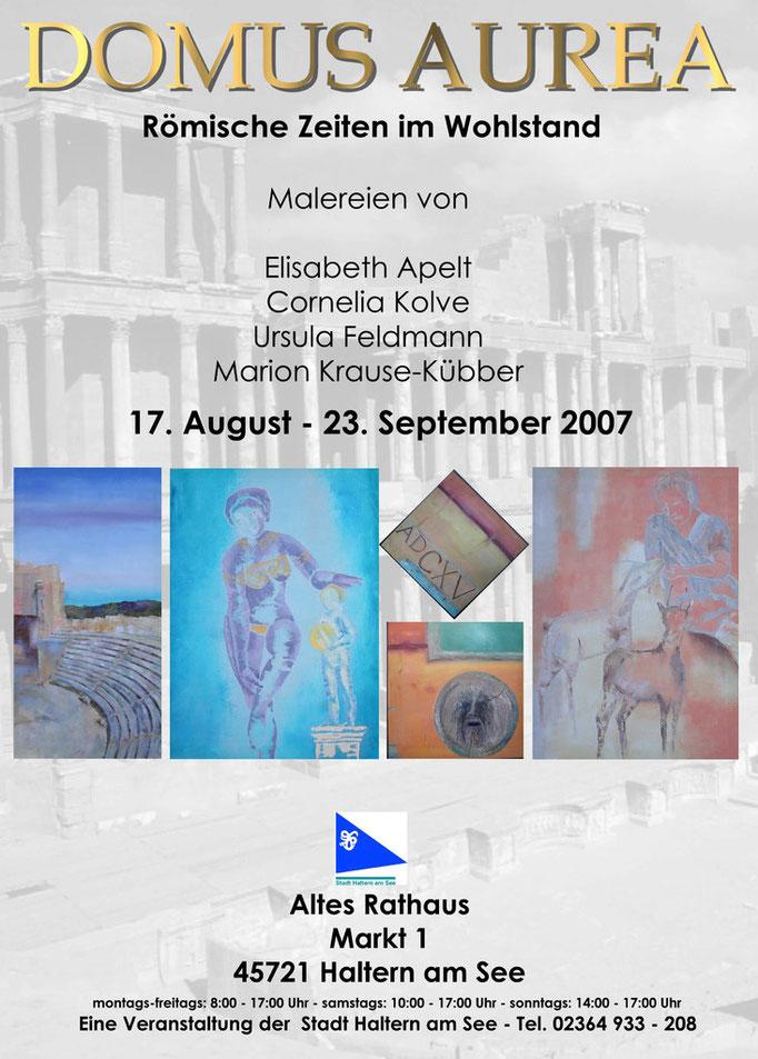 Plakat DOMUS AUREA