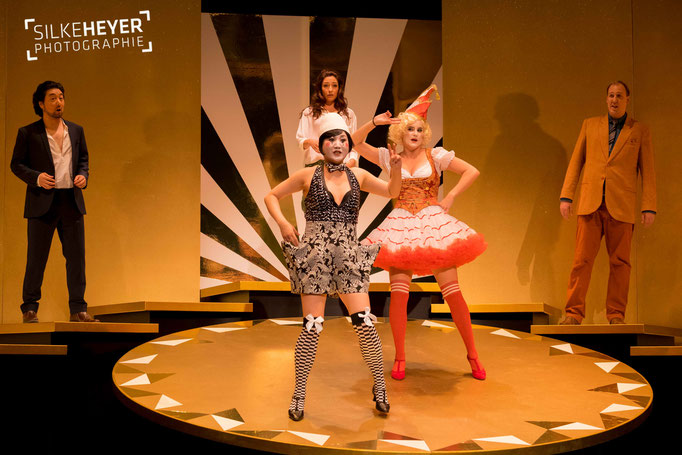 Maskenball vom Opernloft im Ernst-Deutsch-Theater, Hamburg
