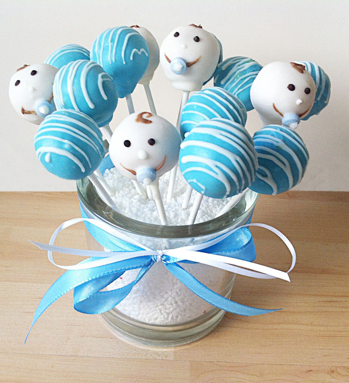 Babyshower Cake Pop