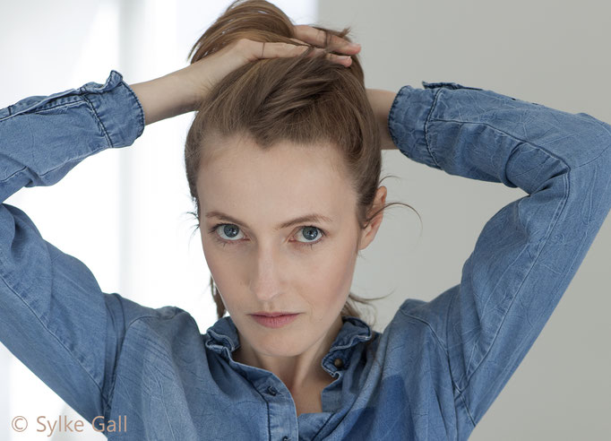 Joana Landsberg Portait von Sylke Gall 2015