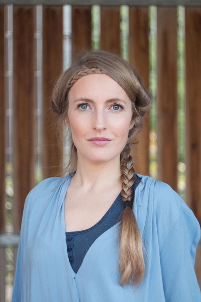 Joana Landsberg Portrait von Fabian Fischer 2017