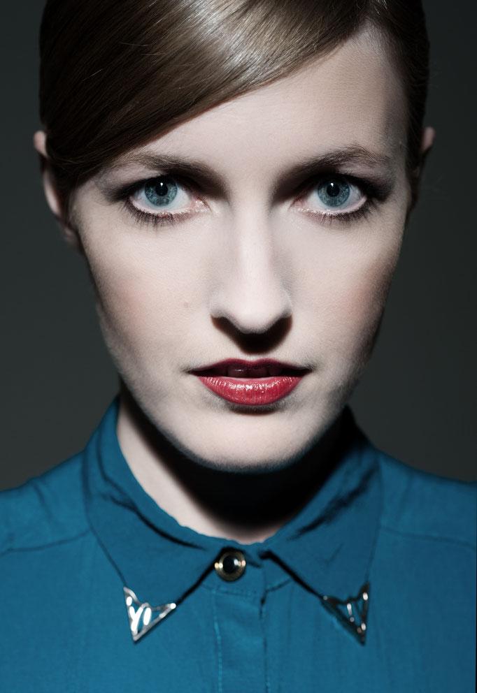 Joana Landsberg Portrait von Stefan Behrens 2014