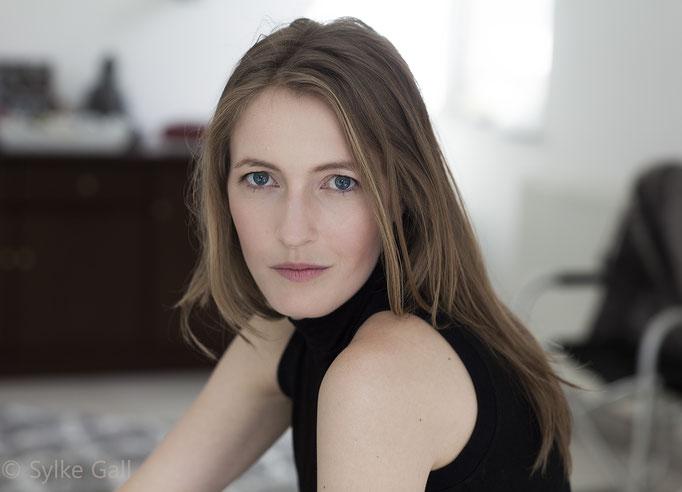 Joana Landsberg Portrait von Sylke Gall 2015