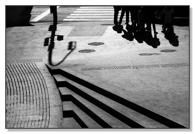 Streetfotografie in der STadt der Wissenschaft