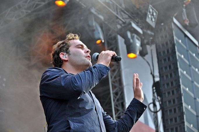 Bosse beim Papenburg-Festival 2014