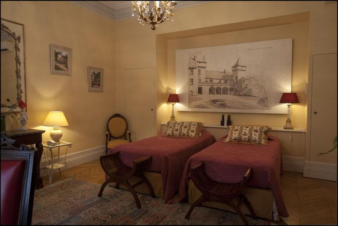 chambre Viollet le Duc