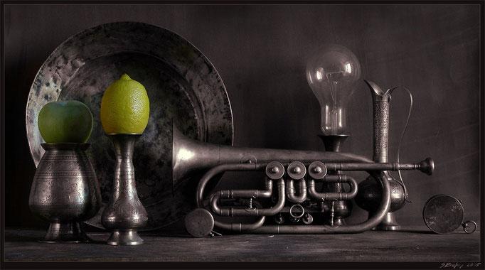 Натюр с лимончиком