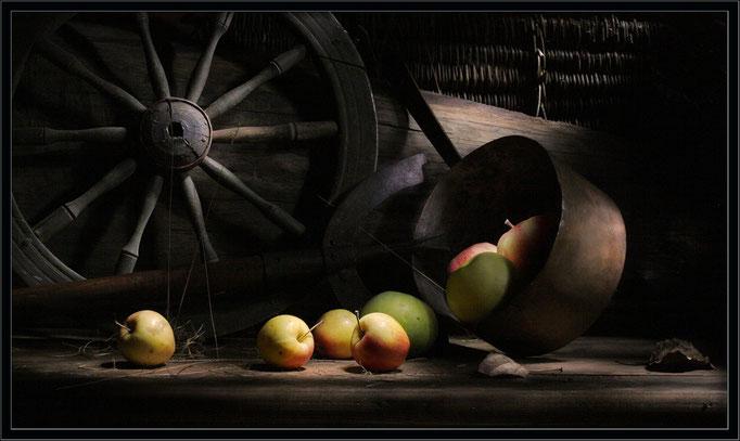 Про яблочки