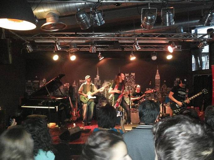 The Rock Alchemist @ Jazz Club Torino 2015