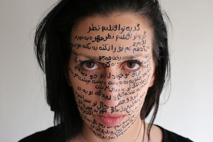 "Elisa Andessner, ""Tahirih"", 2018,  Fine Art Print, 80 x 120 cm oder 50 x 75 cm"