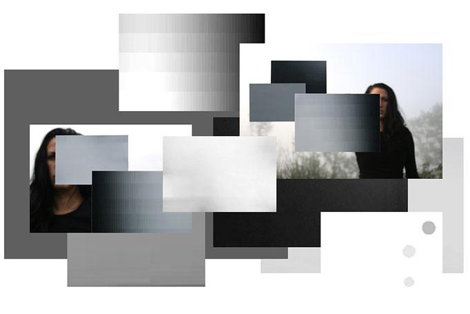 Elisa Andessner, Between Time andSpace, 2017, Fine Art Print, 80 x 120 cm und 50 x 75 cm