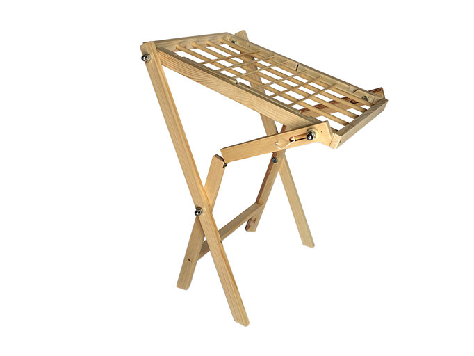 Stendipasta in legno pieghevole