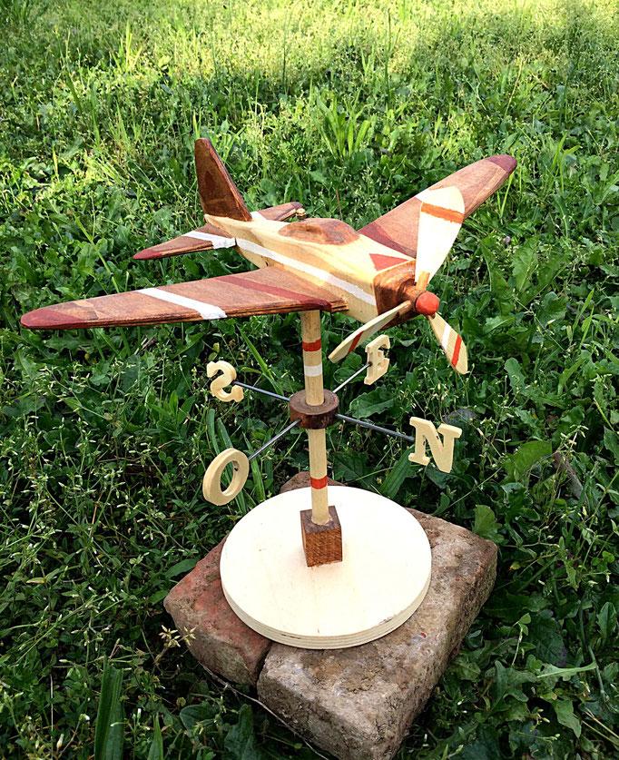 aeromodello in legno