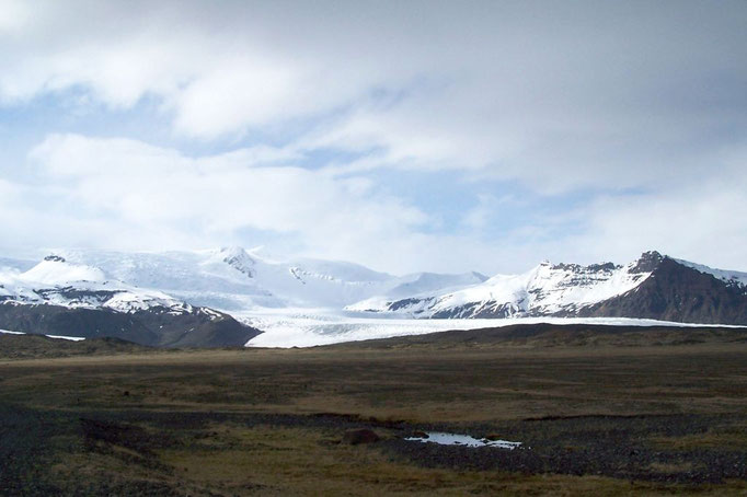 Skaftafell Nationalpark