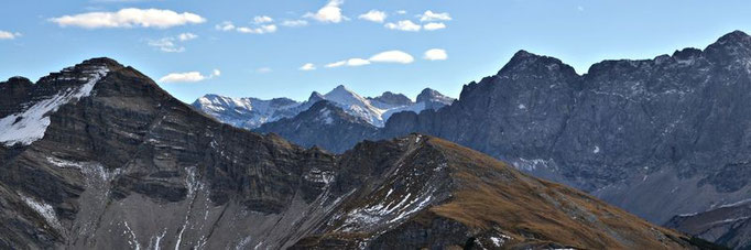 November - Soiernspitze und Karwendel