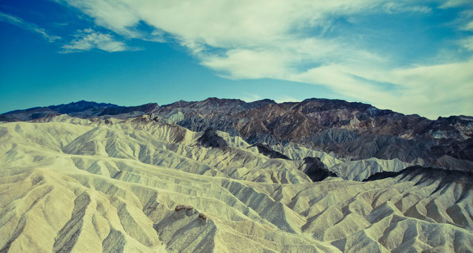 Death Valley National Park - Californie - Etats-Unis - Swhitdream