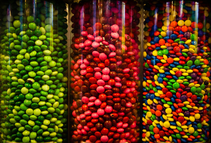 M&M's World - New York - Etats-Unis - Swhitdream