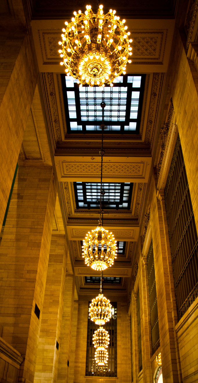 Grand Central Station - New York - Etats-Unis - Swhitdream