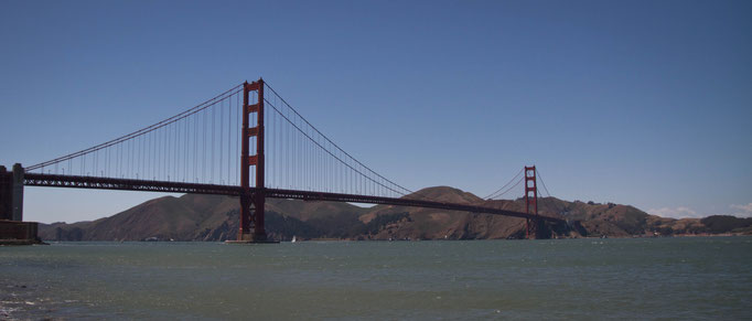 Golden Gate - San Francisco - Californie - Etats-Unis - Swhitdream