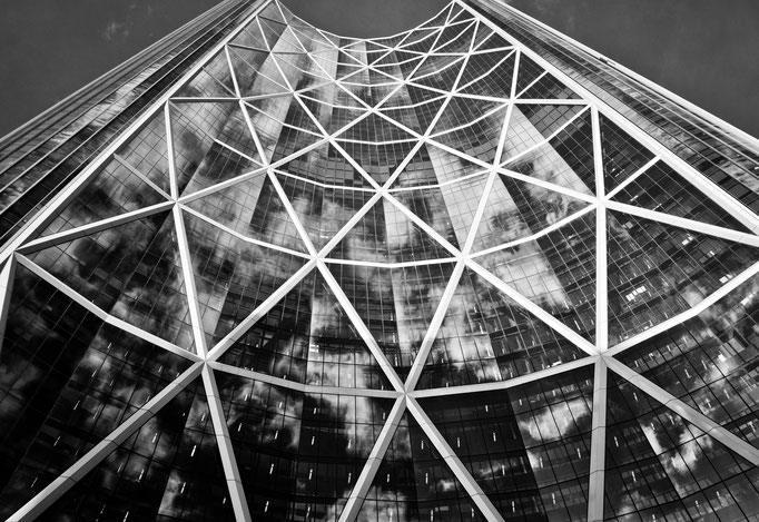 Bow Tower - Calgary - Alberta - Canada - Swhitdream