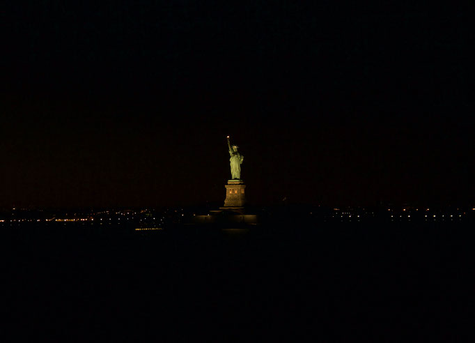 Statue of Liberty - New York - Etats-Unis - Swhitdream