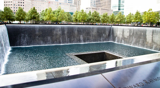 9/11 Memorial - New York - Etats-Unis - Swhitdream