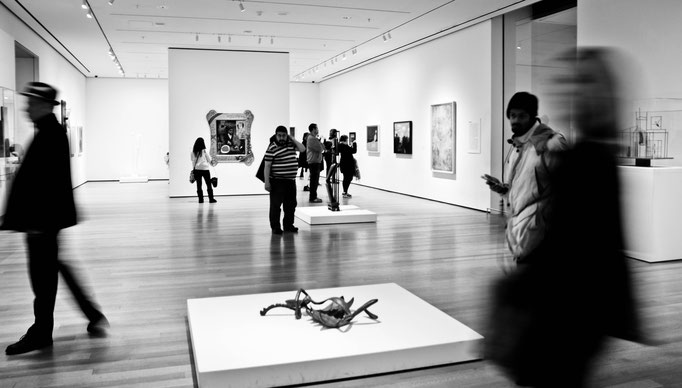 MoMA - New York - Etats-Unis - Swhitdream