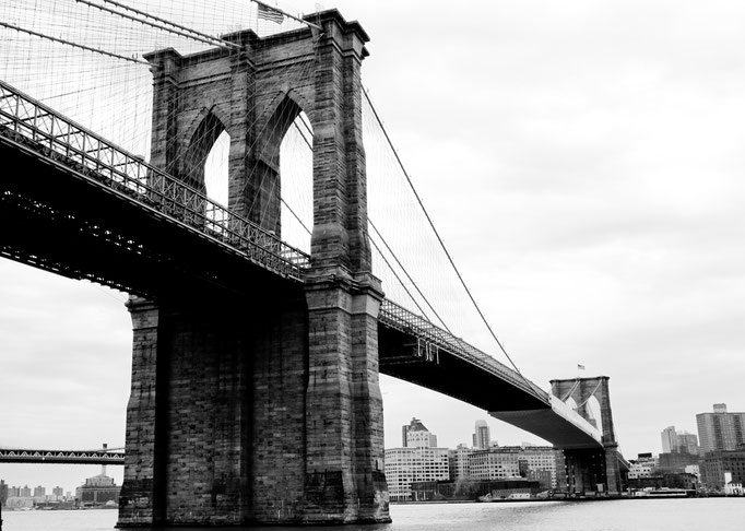Brooklyn Bridge - New York - Etats-Unis - Swhitdream
