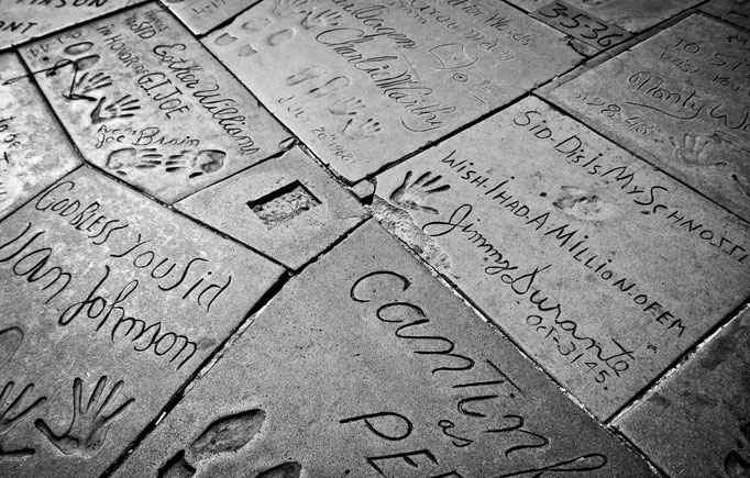 Walk of Fame - Los Angeles - Californie - Etats-Unis - Swhitdream