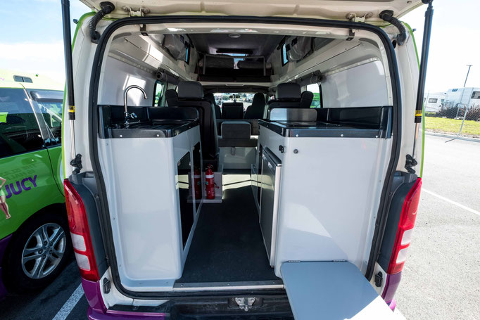 Everything You Should Know About Campervan Travel In New