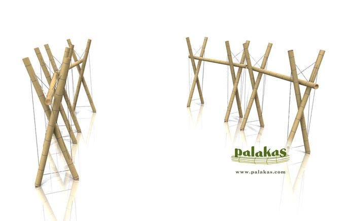 Racks tensegrity ©Palakas