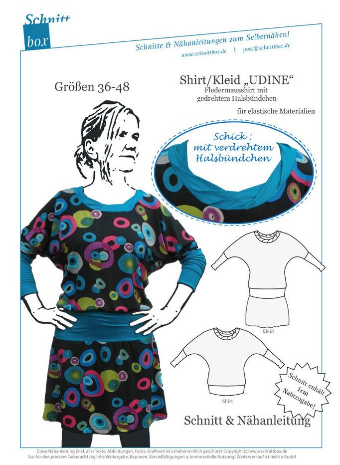 Shirt und Kleid Udine