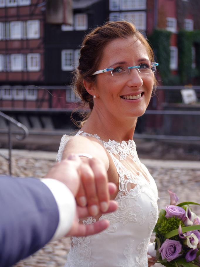 Hochzeitsfotografen wie lange buchen