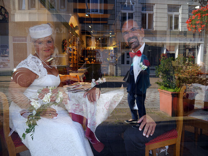 Fotograf durch Lüneburg Hochzeit