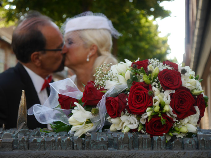 Hochzeitfotos in Lüneburg