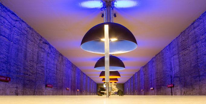 U-Bahnstation München Westfriedhof