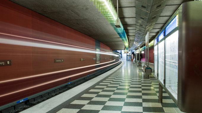 U-Bahnstation München Josephsburg