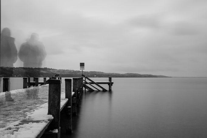 Am Starnberger See, Dezember 2015