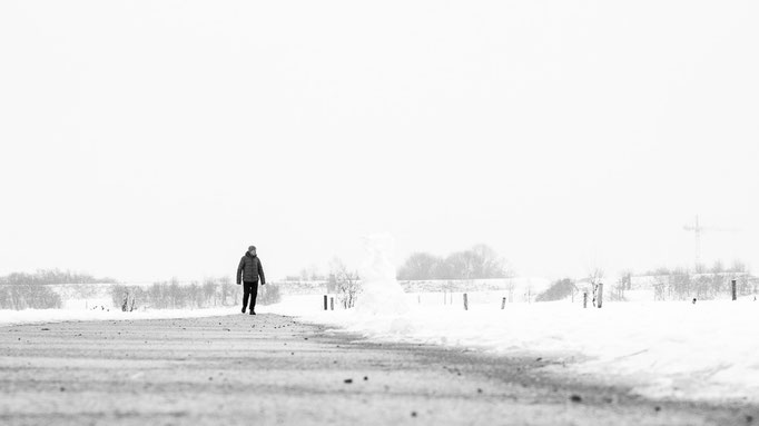 Winterspaziergang - Februar 2018