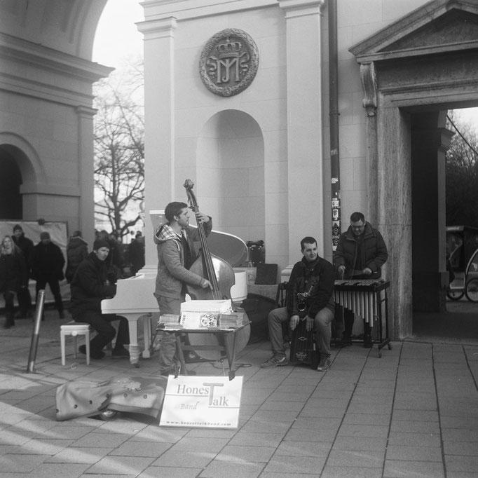 Strassenjazz am Hofgarten