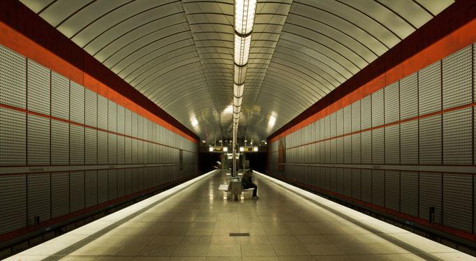U-Bahnstation München Kreillerstraße