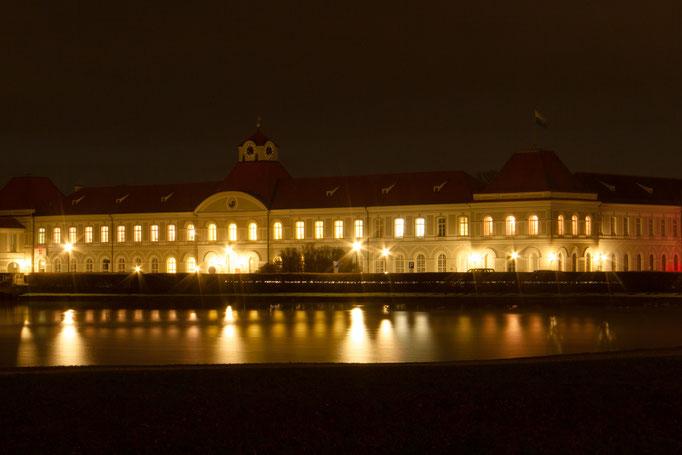 Schloss Nymphenburg, Museum Mensch und Natur, November 2015
