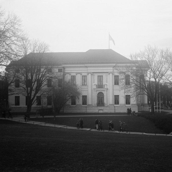 Prinz-Carl-Palais, Amtssitz des Bayrischen Ministerpräsidenten
