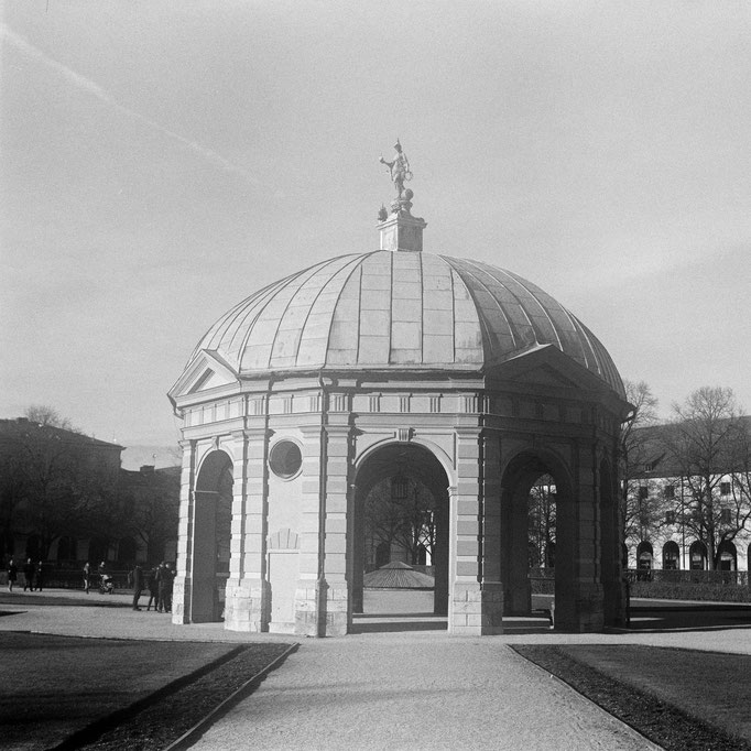Dianatempel im Münchener Hofgarten