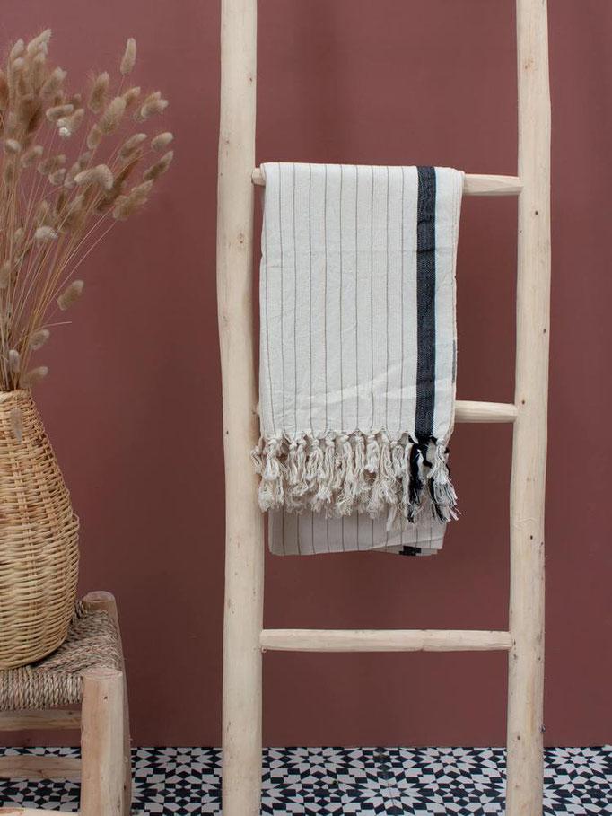 Plaids , Foutas & Hammam-Tücher in reduziertem Design