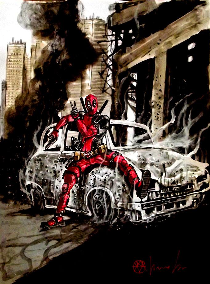 Deadpool 2018