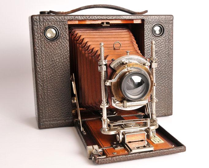 Kodak Eastman Cardridge No. 4 zw. 1900 und 1904 gebaut