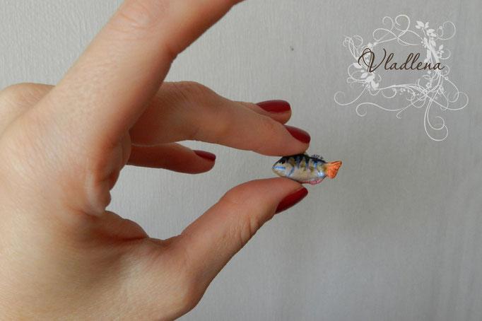 Кот-рыболов (фрагмент)