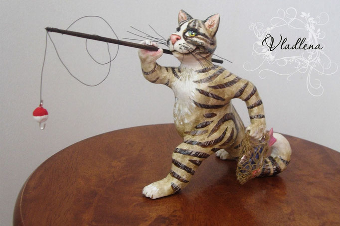 Кот-рыболов